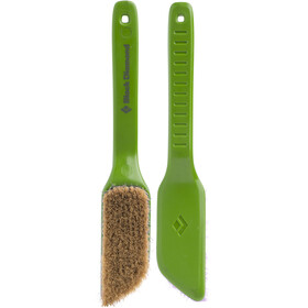 Black Diamond Bouldering Brush Medium green